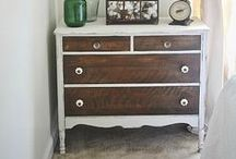 Dressers- DIY & Upcycle