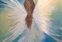 Angels Rising / Images that touch the soul of those that guard and guide our every step.