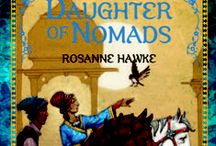 Daughter of Nomads / Images help me write and these are some which have helped inspire my historical fantasy, Daughter of Nomads, first book of the Tales of Jahani (2016).