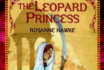 Leopard Princess / Some images that have helped inspire my historical fantasy, The Leopard Princess, second book of The Tales of Jahani.