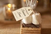 Wedding- favors and guestbook