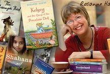 Booklist / Publishing list of Rosanne Hawke's books