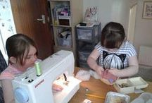 Sewing and Making