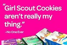 Girl Scout Cookie Funnies / by Girl Scouts of Wisconsin Southeast