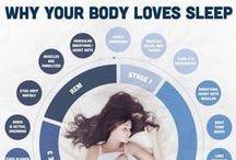 Laten we het even over slapen hebben / Waarom slapen zo belangrijk is en hoe je beter in slaap kan vallen. Facts en tips.