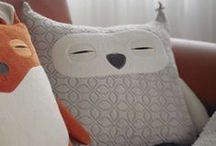 Lekker gezellig! / Stijlvolle accessoires en suggesties om je slaapkamer lekker gezellig aan te kleden.