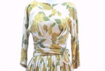 Classic Fashion / Timeless women's fashion. Vintage & new- but always classic.