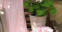 PINK ~ pink french farmhouse