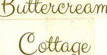 VANILLA ~ buttercream cottage