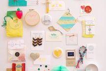 Namecards + Identity / by Ruzana R
