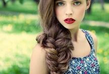 hair / by Larin Kasper