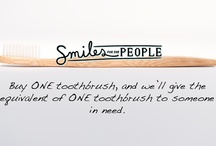 Smiles - Our Products / by Smiles for the People