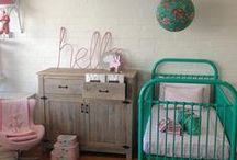 Chambres d'enfants / Kids Room / by Pitimana