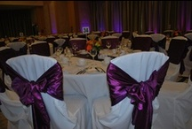 Chair Covers / Pictures of Chair Covers and Wedding Decor in Vancouver, BC.