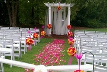 Outdoor Weddings & Special Events / http://rosechairdecor.com - Outdoor weddings and special events, decor and rentals in Vancouver, British Columbia