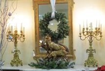 CHRISTMAS AT PICKWICK ANTIQUES / Our Store Decorated for Christmas!