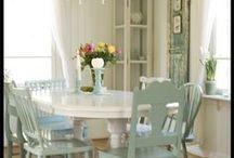 Inšpirácie dom, byt, záhrada ...