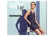 Reference Fashion Newsletter / Referências, design, layout, email marketing, fashion, style