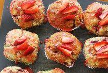 Cupcakes, muffins, brownies & cookies! / Beautiful decadence!!