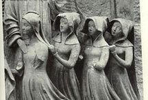 Medieval open hood