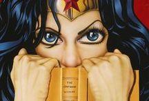 Wondergirls et Superhéros