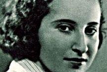Poesía / Exponer algunos poemas de poetas, especialmente de habla española. Son enlaces para su conocimiento y disfrute.