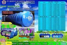PT. Biofive / Produsen : Septic Tank, IPAL, Grease Trap, Toilet Portable, Tangki Fiberglass