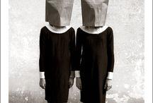 Diane Arbus / Surrealism, freaks...