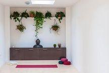 Yoga ruimte / Vleugels is een centrum voor bewustwording, gezondheid en inspiratie. Je kun bij vleugels verschillende ruimtes huren, waaronder de yoga ruimte.