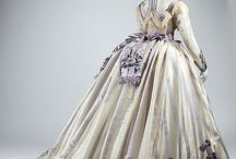 1860's From Crinoline to Bustle