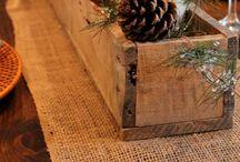 • xmas wonderland • / Christmas deco ideas