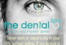 THE DENTAL SPA - Fun facts + Quotes / Do what you love, and you will find the way to get it out to the world.