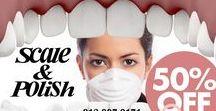 THE DENTAL SPA - Oral Hygiene / Oral hygiene, scale and polish, sealants, gum guards, mouth guards, hygiene education.