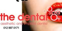 THE DENTAL SPA - Teeth Whitening / THE TEAM is a passionate, creative, talented, rather good looking bunch of individuals with mad skills. We are passionate about: Smile Make Overs  Teeth Whitening  Veneers & Implants Dentures & Bridgework General & Kids Dentistry Teeth Cleaning & Polishing Dental Phobia In-chair Sedation Botox/Fillers