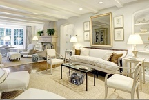 INTERIORS / by Roxanne Given
