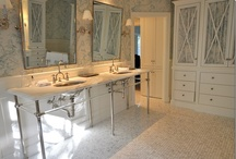 BATHROOMS / by Roxanne Given
