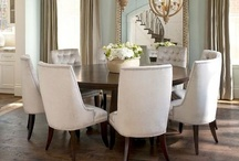 DINING ROOMS / by Roxanne Given