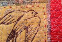 Machine Stitch Embroidery