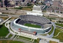 stadiums / by Terrence Smalls