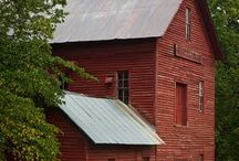 Red Barns!