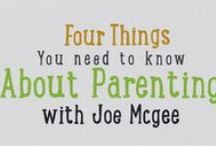 Biblical Parenting 101 / A mix of products, resources and more from Joe McGee Ministries...