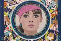 Vintage Beauty / Looking back at the vintage cosmetics, styles and advertisements in beauty history. / by Cheray Gant