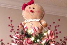 Christmas Tree Topper Ideas / Christmas Tree Topper Ideas so the centrepiece of your tree looks great and stands out.. Some of these Christmas tree toppers are whimsical, others the traditional star or angel, and still others include a Snowman or the ever popular Santa.