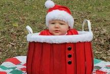 Babys First Christmas / Special items you will want for Baby's First Christmas, a joy as you see the look of delight and surprise on their young face.