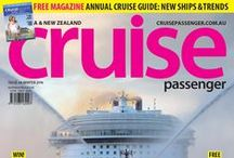 Cruise Passenger Magazine / Cruise Passenger magazine is Australasia's number-one publication for cruise enthusiasts. There are four issues per year, and each issue is packed full of must-read features, including ship reviews, destinations and news about ships and itineraries.