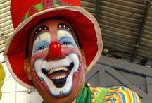 Clown Costume Ideas / Clown costume ideas for children and adults which are fun and can liven up any event.