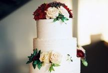 Real Weddings - Cake / Handcrafted Wedding Cakes by The Roundhouse