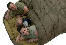 King Size Sleeping Bags / Large double and king size sleeping bags so you have room to move with a warm and have comfortable rest when in the outdoors,