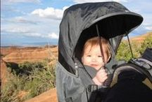 Child Carrier for Hiking / Child carriers for hiking so both you can and your child can enjoy the walk in comfort. Family hiking is a great way to introduce your kids to the outdoors.