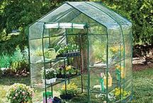Walk In Greenhouse / Walk-in greenhouses so you can get a jump start on the growing season. Pictures from small compact to larger styles.